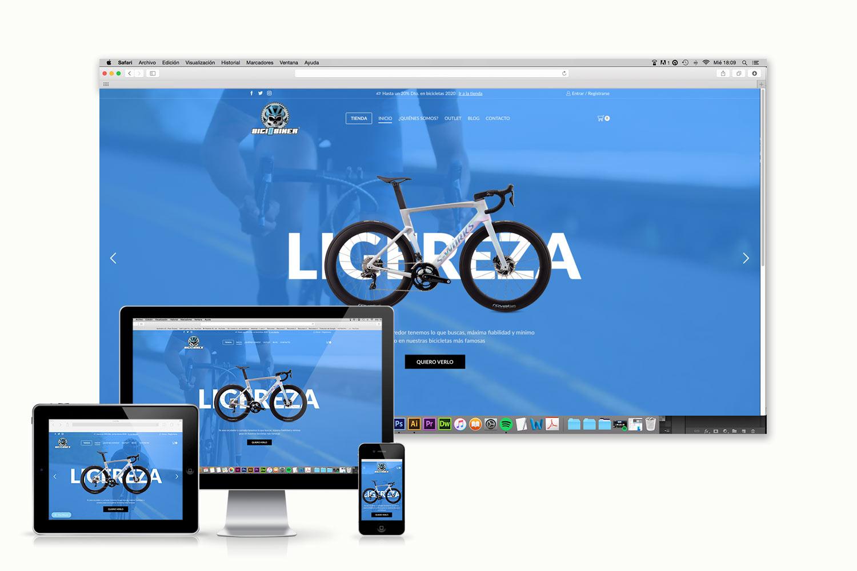 pagina-web-biciobiker-lovestudios