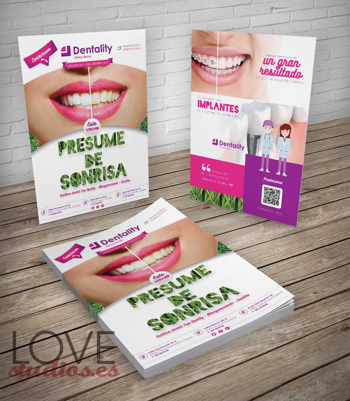 flyer-promocion-dentality-lovestudios